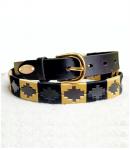 Cintura oro/nero