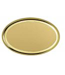 Targa box ovale